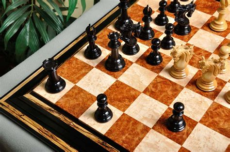 0839 Gamis Sleting Leticia uscf sales the forever collection benevento luxury chess set pieces only 4 ebay