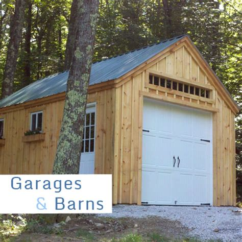 Garages For Sale by Garage Building Kits Wood Garage Kits Wooden Barns For