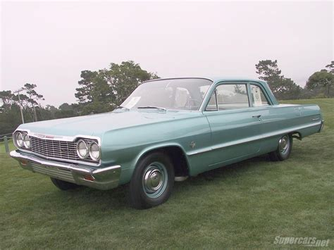 1964 chevrolet biscayne 409 425 hp chevrolet supercars net