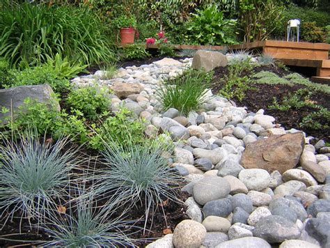 River Rock Landscaping Pictures Gravel Types For A Rockin Landscape