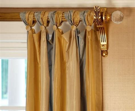 button tab top curtains 17 best images about window treatment ideas on pinterest