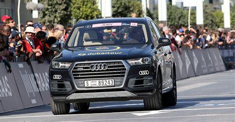 Audi Dubai by Auto Trader Uae News Audi Dubai Tour