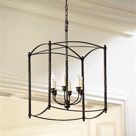 Chandelier For Small House Carriage House Chandelier Large Traditional