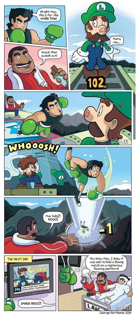Little Mac Meme - little mac smash bros comic memes