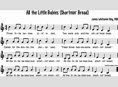 All the Little Babies (Shortnin' Bread) - Beth's Notes Doctor Who Quotes