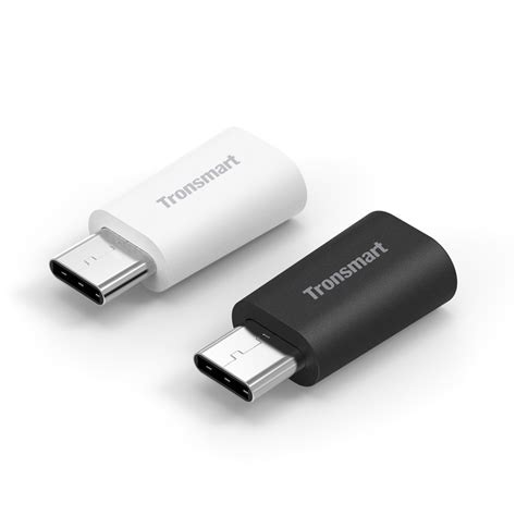 Micro Usb To Usb Adapter tronsmart type c usb c to micro usb adapter