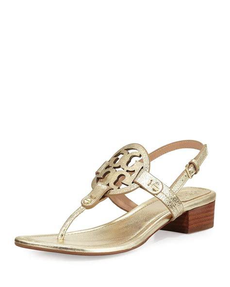 burch miller sandal burch miller metallic 30mm sandal in metallic