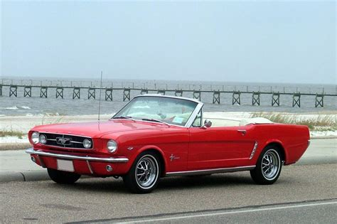 1965 ford mustang convertible 101636