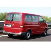 Volkswagen Transporter Kombi 2012 Pictures
