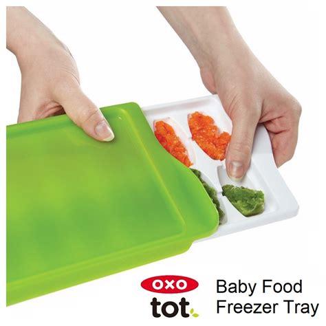 Freezer Untuk Makanan Beku oxo tot baby food freezer tray wadah makanan bayi beku di