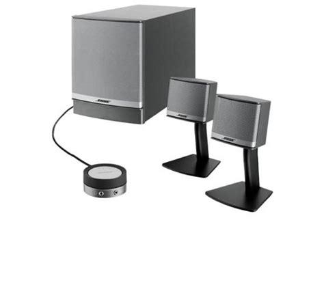 Speaker Bose Companion 3 bose companion 3 2 1 pc speakers silver silver