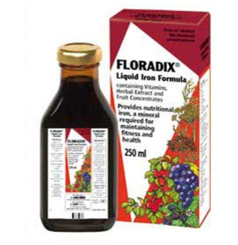 salus haus salus haus floradix formula