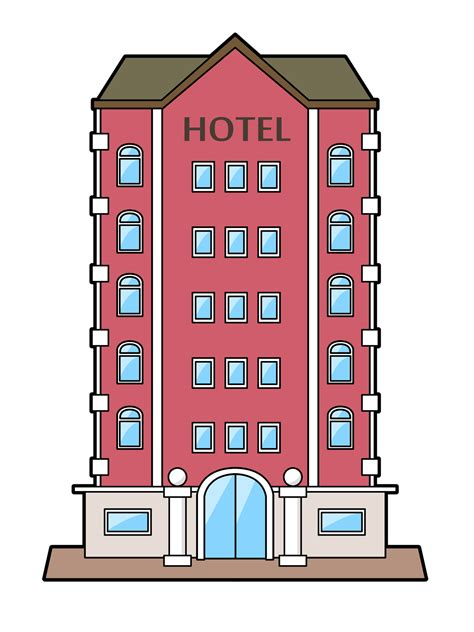 hotel clipart best hotel clipart 17799 clipartion