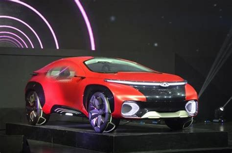 Cars Of The Most Important Cars Of The Beijing Motor Show