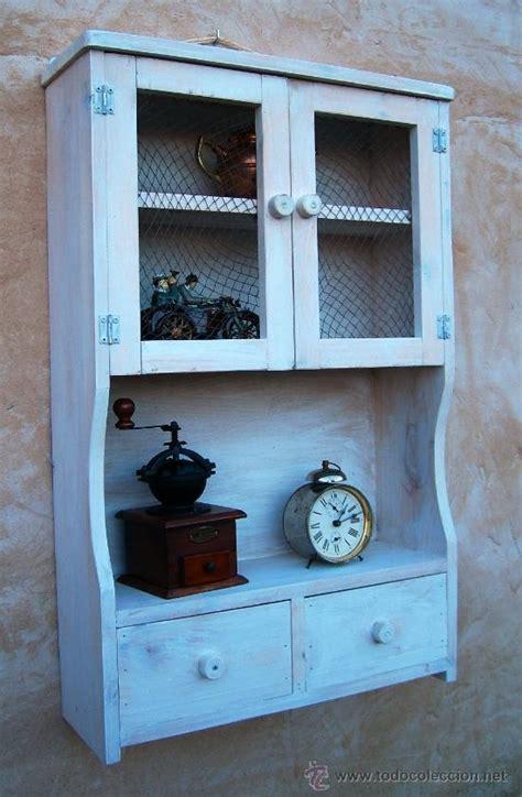 mueble alacena mueble alacena de madera vintage mue365 comprar