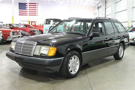 how cars engines work 1993 mercedes benz 300te interior lighting 1992 mercedes benz 300te 4matic german cars for sale blog