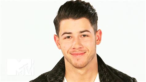 nick jonas nick jonas 100 things you didn t mtv news