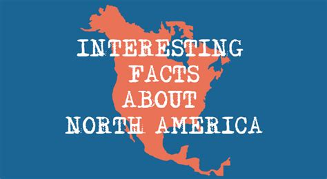7 Facts On by Interesting Facts About America The 7 Continents