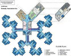 Nursing Home Design Concepts by Nursing Home Floor Plan Interior Design Hospitality