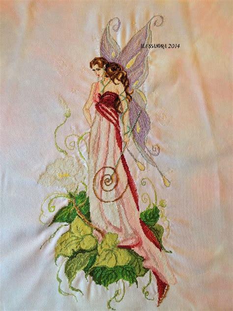morning fiore profumo di stoffe e filati fiore di passione ricamo