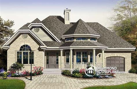 house plan of the week plan of the week quot tried and true bungalow quot drummond house plans blog