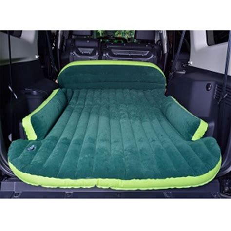 blow up bed for car inflatable air mattress beds for car suv backseat or
