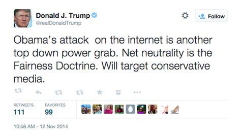Donald Trump Net Neutrality | will a donald trump administration reshape the internet