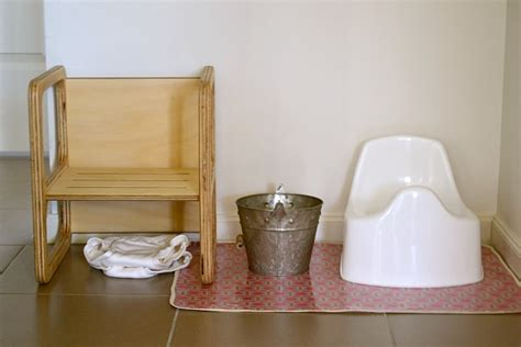 montessori bathroom toilet learning tips how we montessori