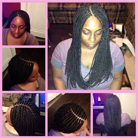 box braid burnt ends hairstyles 11 best images about small size box braids by me on