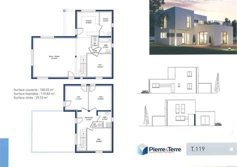 Plan Maison étage 4 Chambres 4289 by Plan De Maison A Etage 4 Chambres Gratuit Ventana
