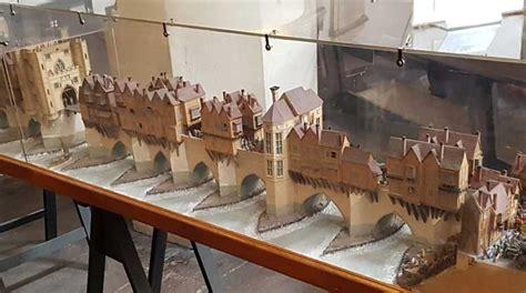 old boat london bridge the model of old london bridge st magnus the martyr