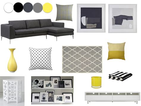 black grey and yellow living room grey yellow white and black living room our new home grey yellow living