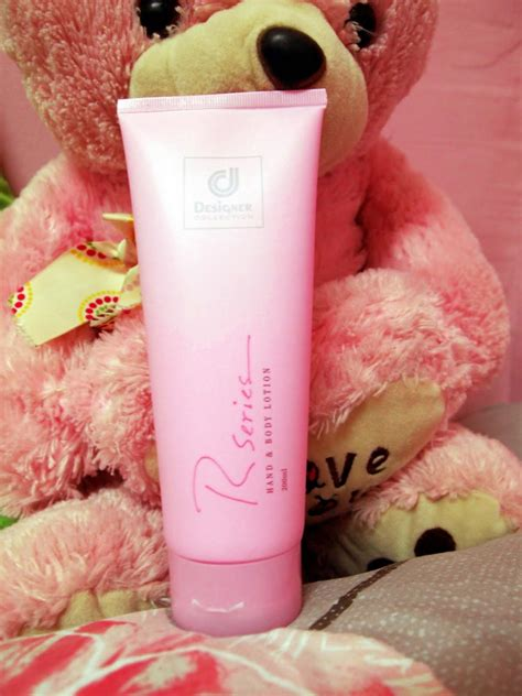 Cosway R Series Pink izansalleh product recomendation desinger collection r