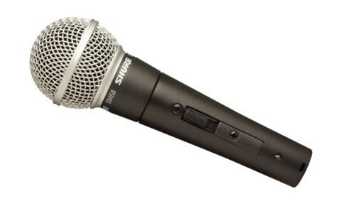 Kepala Microphone Model Beta 58 shure sm58s vocal microphone review microphone geeks