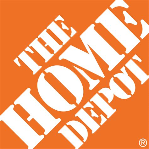 Home Depot Also Search For Home Depot Logo Vector Vectorfans