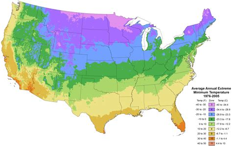 america plant zone map usda plant hardiness zone map fast growing trees