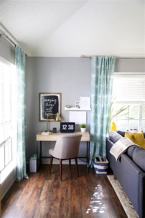Living Room Office Nook 25 Best Ideas About Desk On