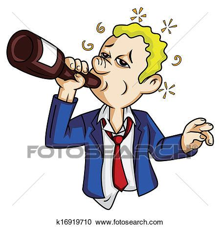 clipart uomo clipart ubriaco uomo k16919710 cerca clipart
