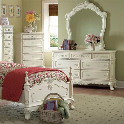 cinderella collection bedroom set dreamfurniture com 1386t cinderella bedroom set