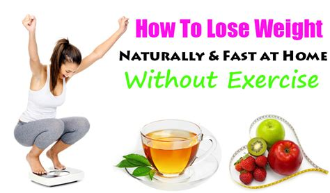Home Detox Lose Weight Fast by How To Weight Loss Fast At Home Without Exercise