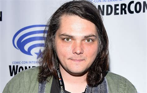 gerard way gerard way says a my chemical reunion is possible