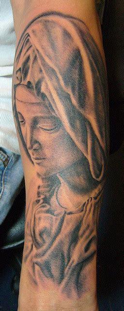 tattoo jesus maria 50 tatuagens com a virgem maria m 227 e de jesus cristo