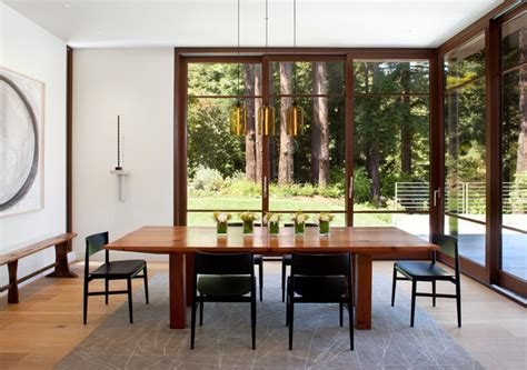 Dining Room San Francisco by Ccs Architecture Mill Valley Ca Modern Dining Room