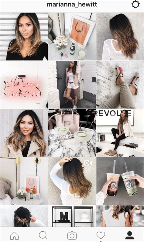 best instagram layout ideas how to make your instagram theme perfect