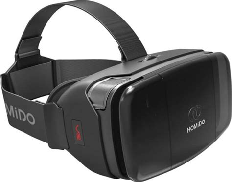 Homido Vr homido v2 vr headset is more than a cardboard opptrends news reviews and rumors 2017