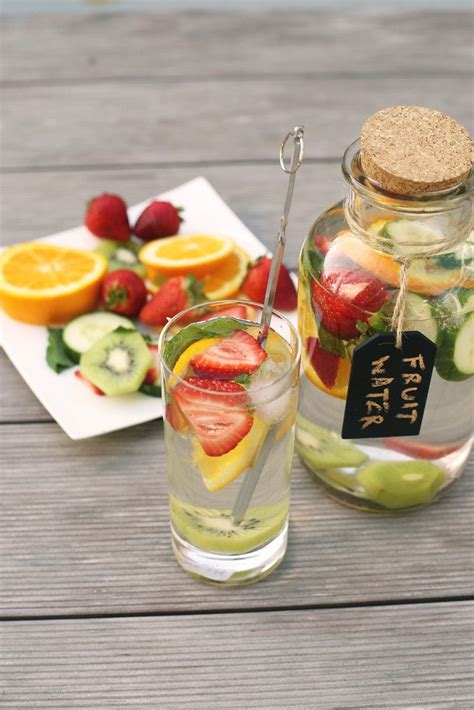 Kiwi Fruit Detox Drink by 1000 Images About Kiwi Infused Water On