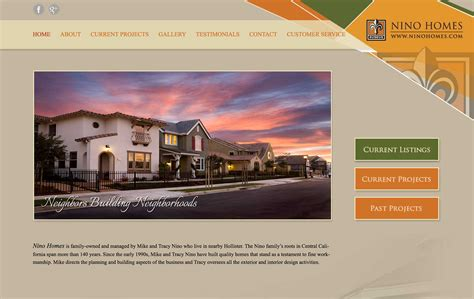 stunning home builder website design gallery amazing