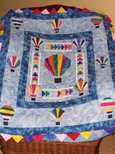 quilt pattern hot air balloon hot air ballon quilt quilting pinterest air balloon