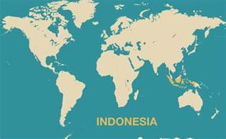 Indonesia Map World gallery for gt indonesia world map