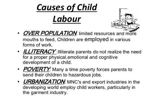 Child Labor Essay Causes And Effects child labor a thing of the past or an everlasting horror by armantas stankevičius student